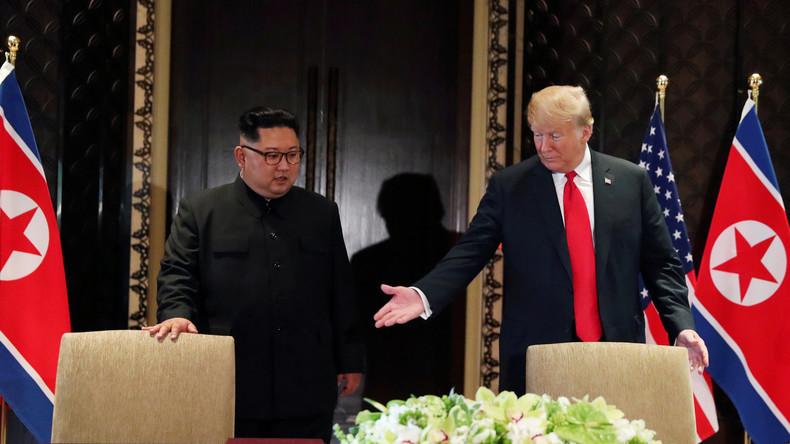 Nordkorea übergibt Gebeine gefallener US-Soldaten des Korea-Kriegs