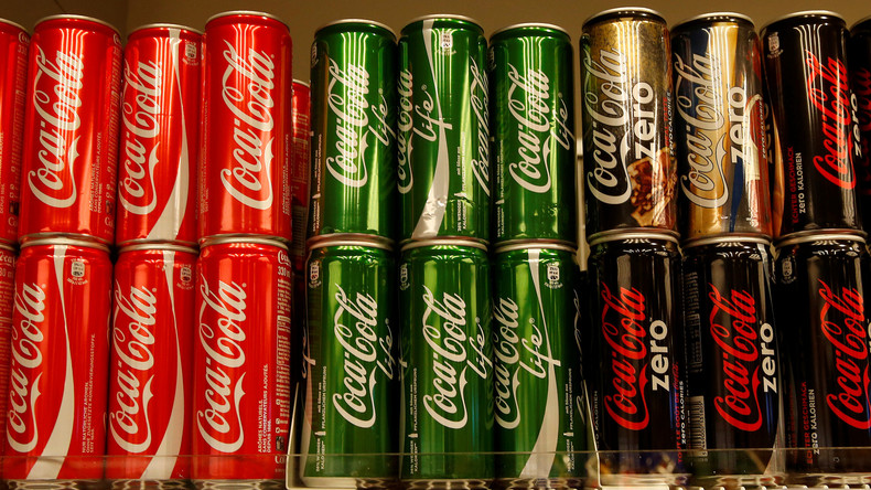 Nordamerika: Coca-Cola macht Stahl- und Aluminiumzölle für geplante Preiserhöhungen verantwortlich