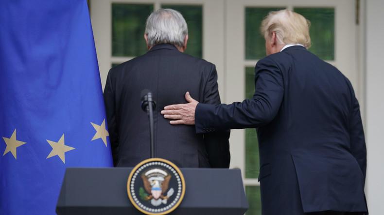 Hinters Licht geführt: Der Trump-Juncker-Deal steuert auf TTIP 2.0 zu