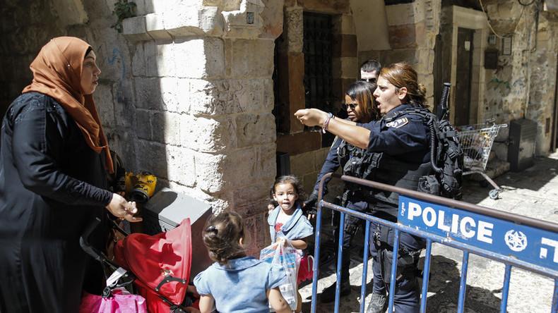 Zusammenstöße auf dem Tempelberg in Jerusalem: Mehrere Verletzte, Polizei sperrt Ort ab