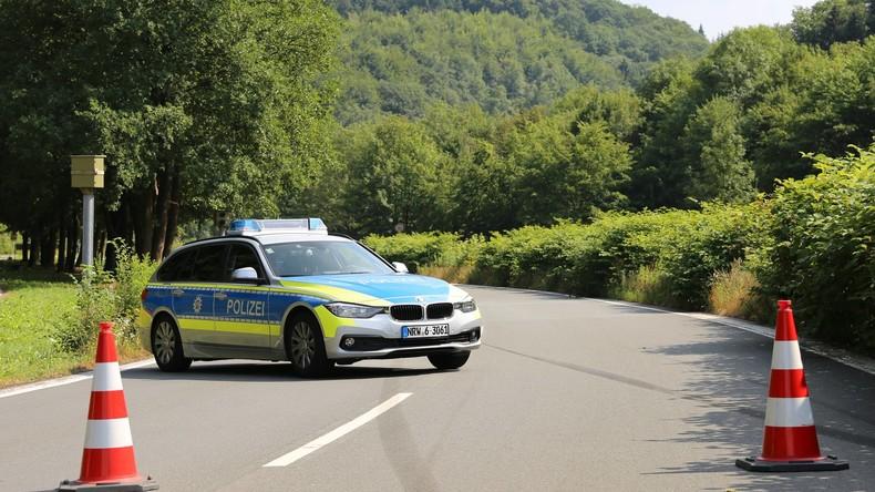 Polizei sucht bundesweit nach flüchtigem Messerstecher