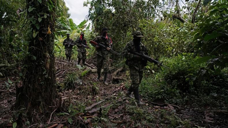 ELN-Rebellenführer kommt bei Militäreinsatz in Kolumbien ums Leben