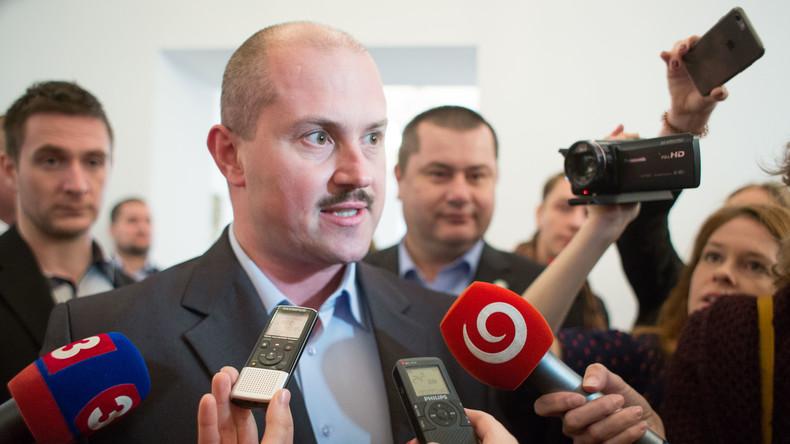 Slowakei: Rechtsextremistenchef muss vor Gericht