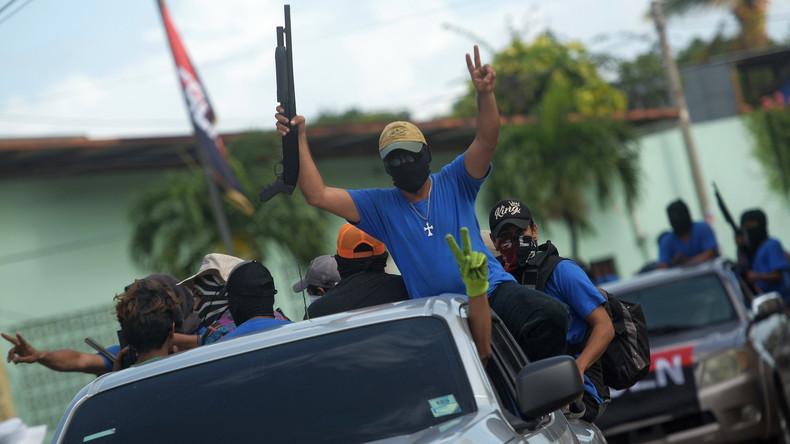 Bruder des nicaraguanischen Präsidenten fordert Entwaffnung der Paramilitärs