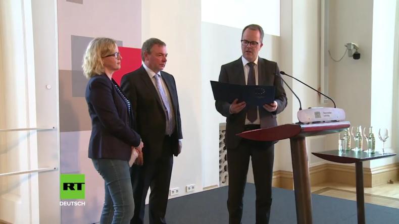 """Deutschland: SPD belohnt """"Lifeline""""-Kapitän mit Europapreis"""