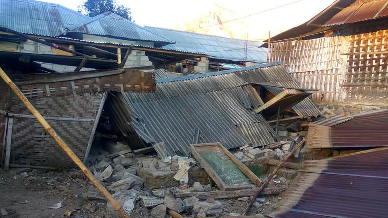 Erdbeben in Indonesien fordert mindestens zehn Menschenleben