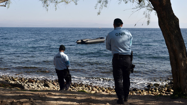 Sechs Türken ertrinken bei Untergang von Flüchtlingsboot vor Lesbos