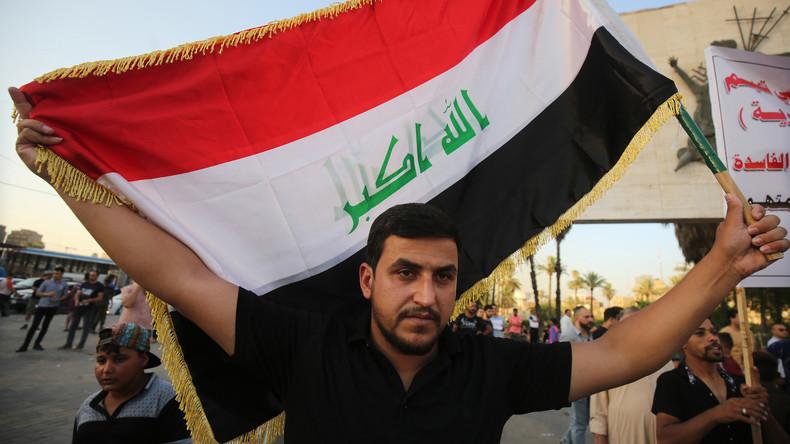 Nach Protesten im Irak: Regierungschef suspendiert Minister für Elektrizitätsversorgung