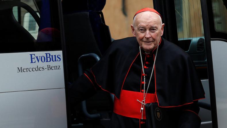 Prominenter US-Kardinal tritt nach Missbrauchsvorwürfen ab