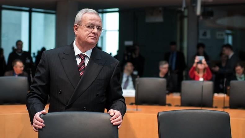 Wegen Kontoauszügen: Anwalt von Ex-VW-Chef Winterkorn will Staatsanwaltschaft verklagen