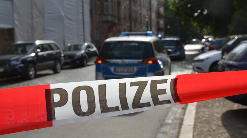 Flüchtiger Messerstecher von Erfurt nach vier Tagen auf der Flucht gefasst - Festnahme in Innenstadt