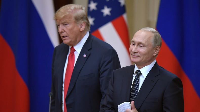 Putin-Porträt im Capitol-Gebäude von Colorado aufgehängt – aber noch kein Trump-Porträt