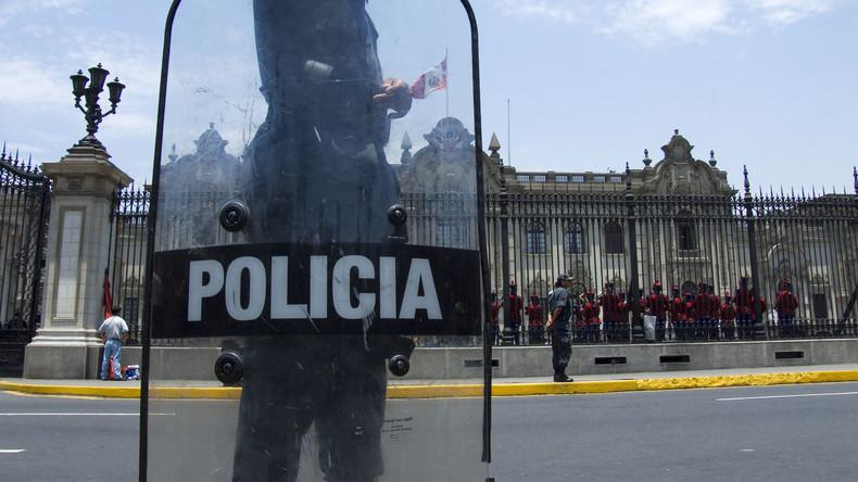 Festnahmen nach Korruptionsskandal in Peru