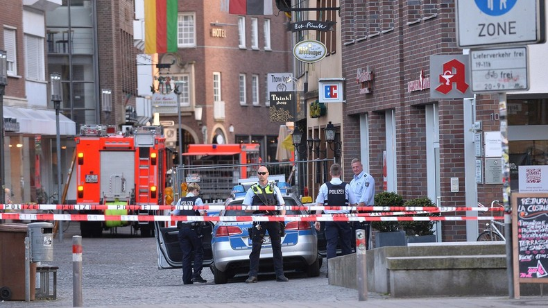 Nach Amokfahrt von Münster weiteres Opfer gestorben – Zahl der Toten steigt auf fünf