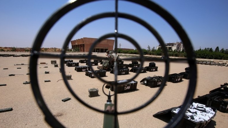 Nordsyrien: Terroristen formieren sich zu neuer Front