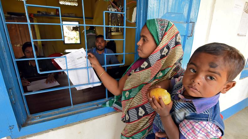 Vier Millionen Indern droht Entzug der Staatsangehörigkeit und Abschiebung nach Bangladesch