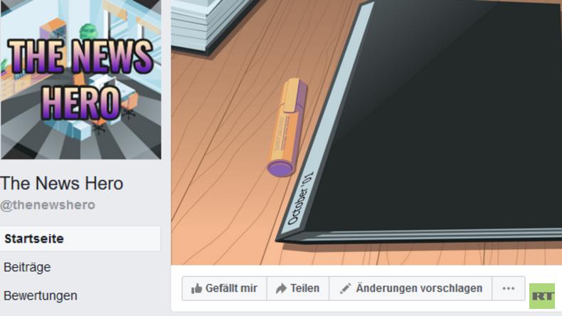 Der Schuss ging nach hinten los: Facebook-Spiel der NATO floppt bei ...