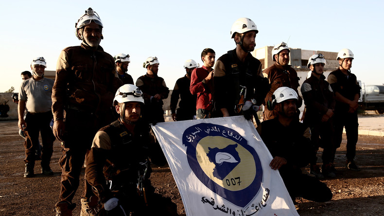 Rettet uns! - Weißhelme bitten UNO um Evakuierung aus Daraa