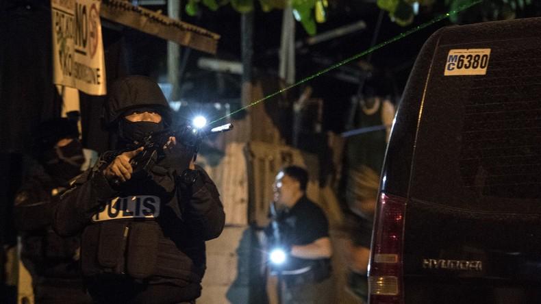 Philippinen: Mindestens zehn Tote bei Anschlag