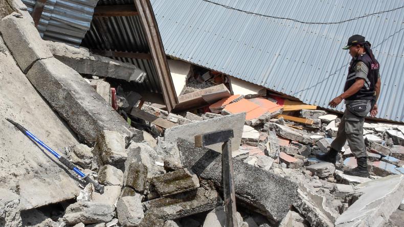 Mehr als 500 Vulkan-Kletterer auf Lombok wieder in Sicherheit