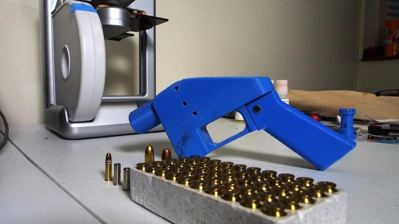 Waffengegner kritisieren US-Regierung: Klage gegen Waffen aus 3D-Drucker