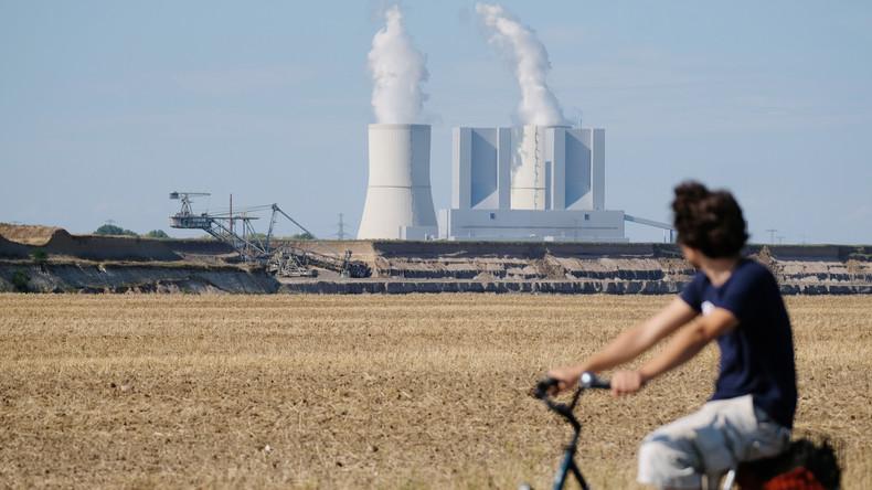Hitze setzt deutschen Kraftwerken zu - Einzelne Anlagen reduzieren Leistung