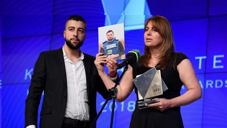 RT-Award für Kriegsberichterstattung: Arbeiten über Syrien, Irak und Philippinen ausgezeichnet