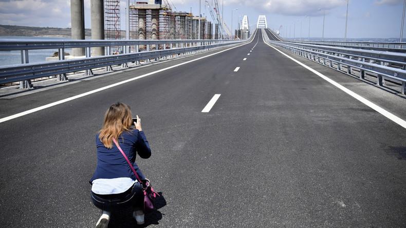 Wegen der Krim: Brüssel belegt sechs russische Unternehmen mit Sanktionen