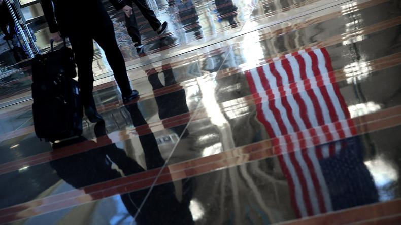 """Ruhige Himmel"": US-Transportbehörde bespitzelt heimlich monatelang Flugpassagiere"