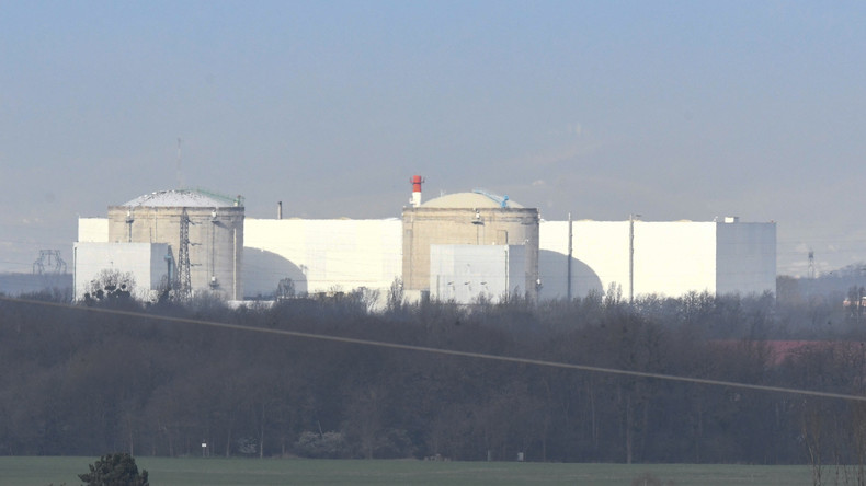 Bis Ende 2019: Frankreichs ältestes Atomkraftwerk Fessenheim soll länger laufen als geplant
