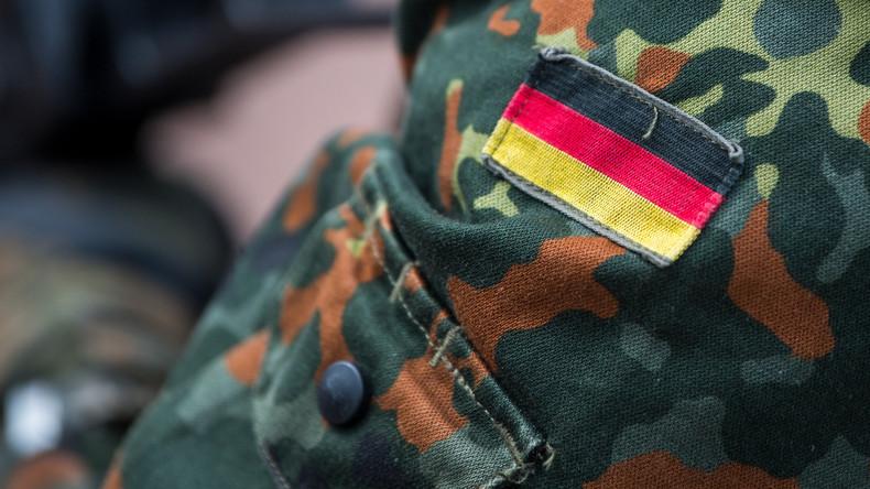 Verletzungen selbst zugefügt: Bundeswehrsoldaten erfinden Attacke durch Migranten