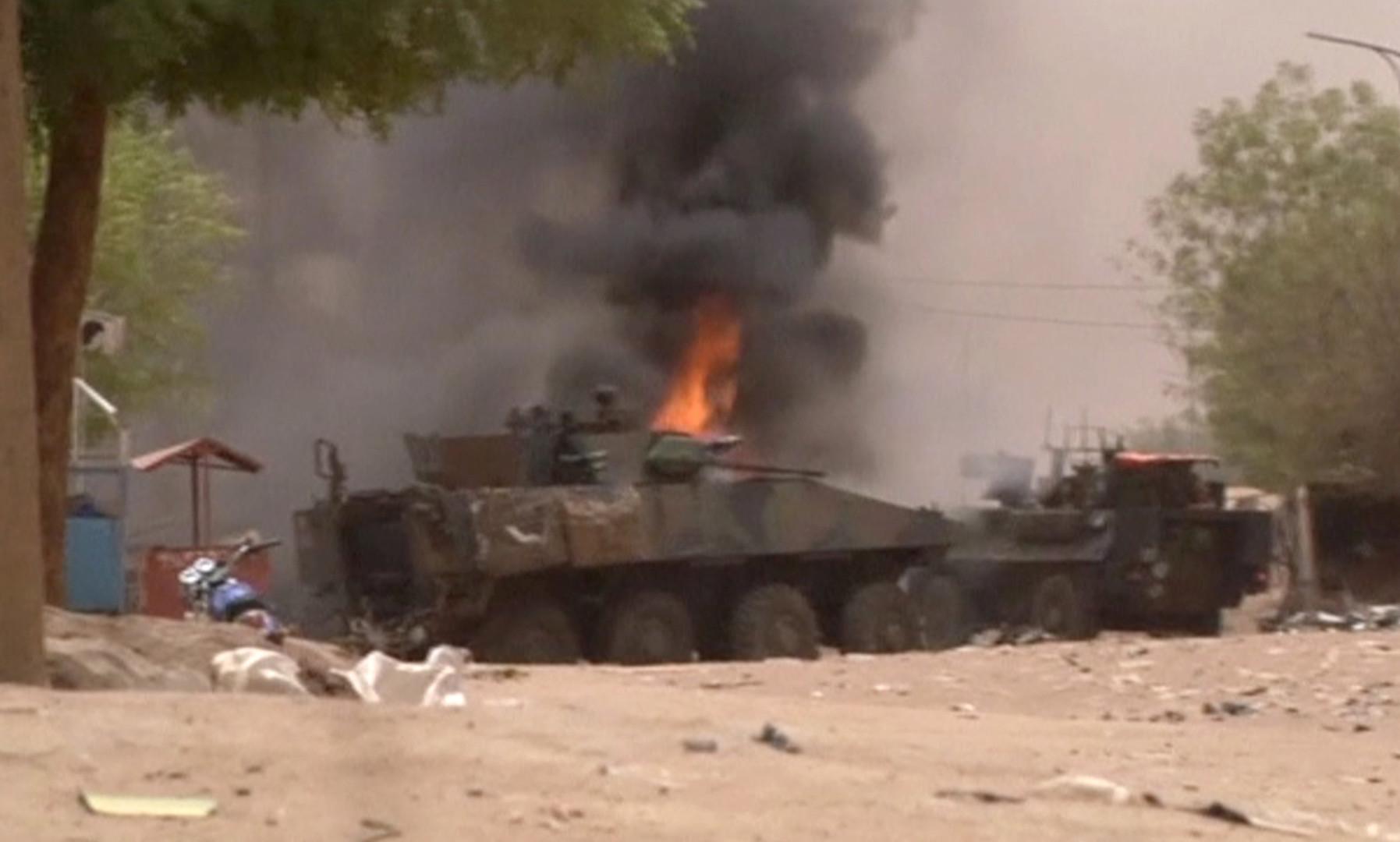 Französische Soldaten bei Attacke in Mali verletzt