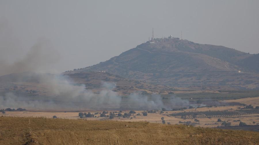 """""""Wir verteidigen unsere Souveränität"""" - Israel bombardiert erneut syrische Armeeposten"""