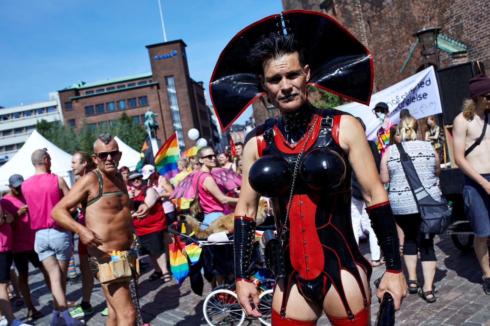 "Transgender versus Lesben: Ideologische Konflikte überschatten Londons ""Pride""-Marsch"
