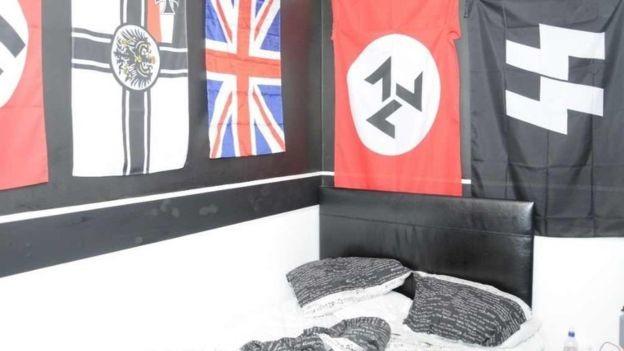Britischer Nazi-Sympathisant prahlt mit Plänen, jüdische Abgeordnete töten zu wollen: 4 Jahre Haft