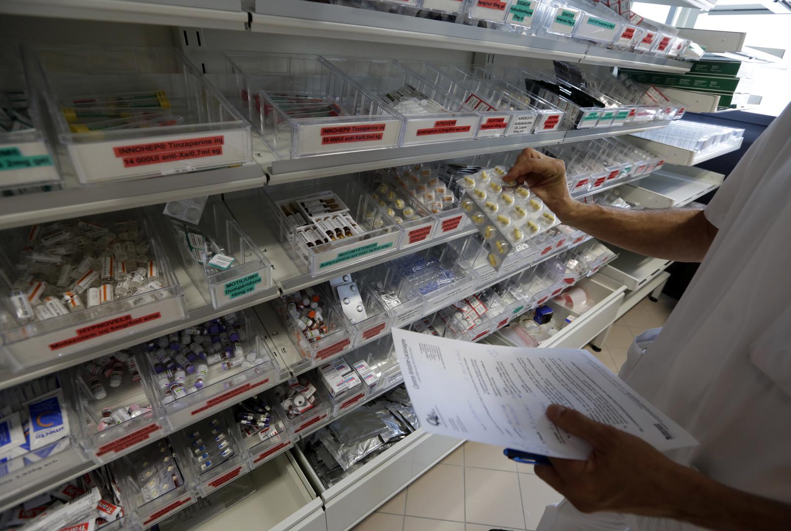 Deutschland: Tausende Patienten bekamen jahrelang gestohlene und falsch gelagerte Krebsmedikamente
