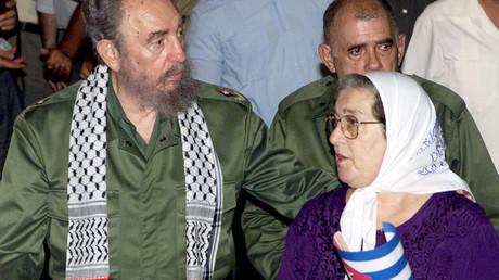 Die Solidarität mit Palästina reicht in Kuba lange zurück: Der 2016 verstorbene