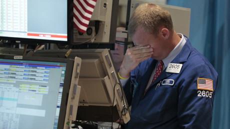 Der Handelskrieg zwischen den USA auf der einen und der Volksrepublik China bzw. der EU auf der anderen Seite schlägt sich bereits auf die Börsenkurse nieder und drückt die Stimmung der Händler. (Symbolbild von 2011)