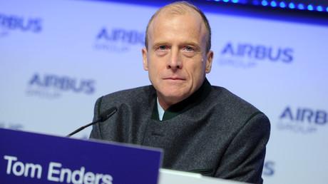 Airbus-Chef verschärft Kritik an Brexit-Politik Großbritanniens