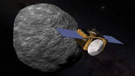 Deutsches Raumfahrtzentrum empfängt erste Signale von Asteroiden-Lander (Symbolbild)
