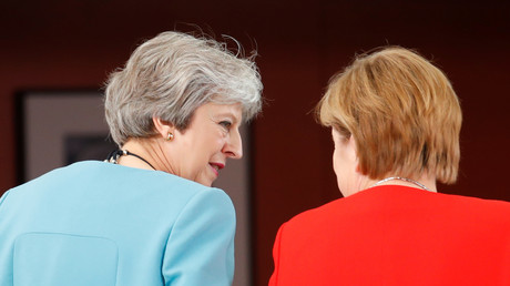 """Times: Theresa Mays Pläne für Freihandelszone mit der EU kommen """"beklagenswert spät"""""""