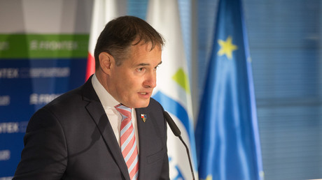 Frontex-Chef warnt vor neuer Hauptroute für Flüchtlinge nach Europa (Archivbild)