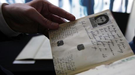 Anne Frank Tagebuch, 11. Juni 2009.