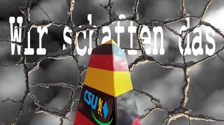 CSU-Ministerpräsident Söder sah in den Asylplänen wohl die Chance, die AfD zu schwächen. Neueste Umfragen zeigen aber, dass der Asylstreit zwischen CDU und CSU allen Koalitionsparteien in der Wählergunst geschadet und der AfD einen Höhenflug beschert hat.