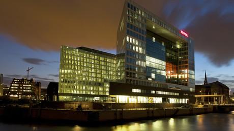 Hier werden jetzt Leserkonferenzen veranstaltet: Spiegel-Gebäude in Hamburg