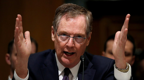 US-Handelsbeauftragter Robert Lighthizer