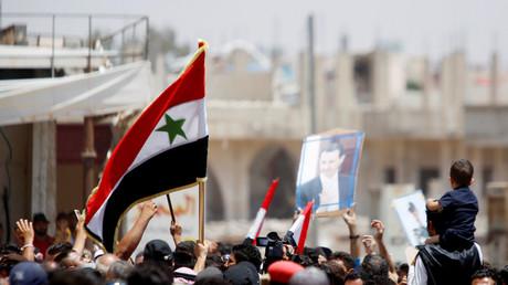 Daraa: Regierungsarmee erobert Wiege des syrischen Aufstands zurück (Archivbild)