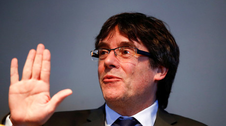 Auslieferung nach Spanien? Der frühere katalanische Regierungschef Carles Puigdemont
