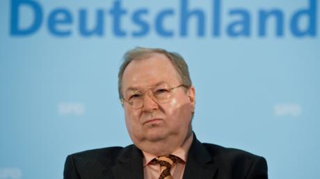 Klugscheißerpartei: Heinz Buschkowsky ist nicht zufrieden mit seiner SPD