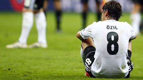 Mag nicht mehr für Deutschland spielen: Mesut Özil